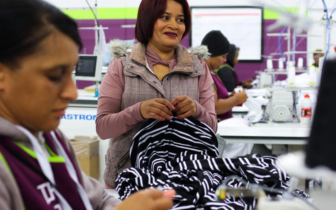 TFG is Empowering SAn Women by Providing Retail-related Education and Employment Opportunities