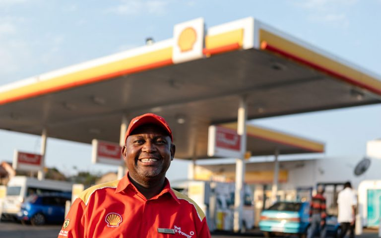 The Man who Became A Powerhouse in his Community, with A Little Help from Shell