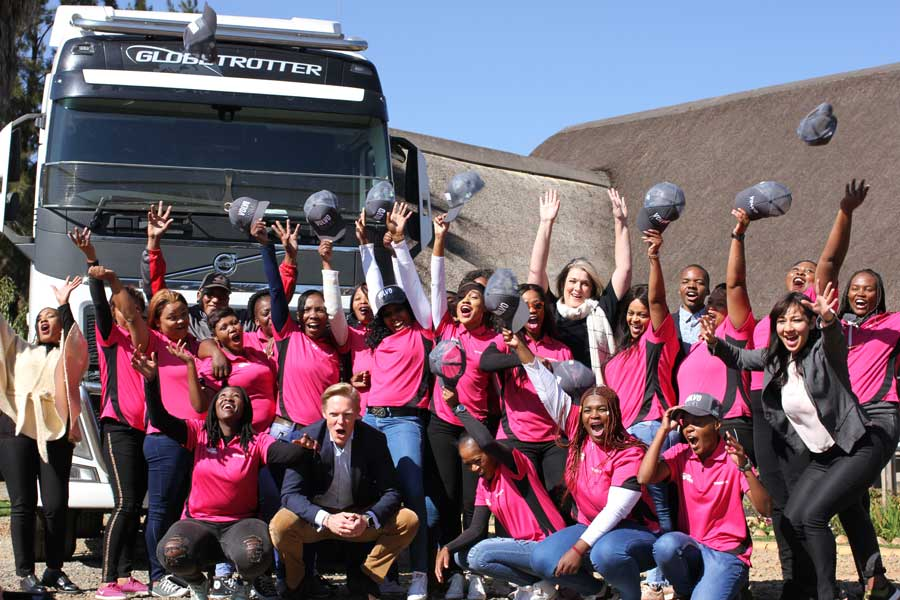 Meet The Women Becoming Truck Drivers with This Iron Women Programme
