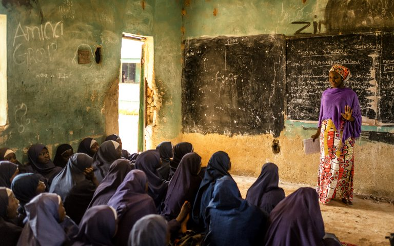 Citi Partnership with Malala Fund Supports the Work of Education Champions in Developing Countries